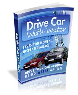 Drive Car With Water - Click Here Now!